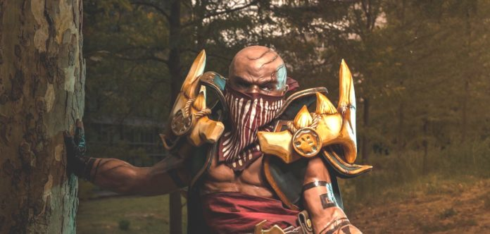 livanart cosplay pyke eurocosplay
