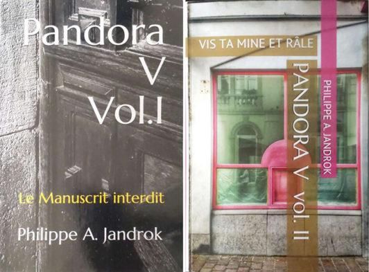 livres pandora
